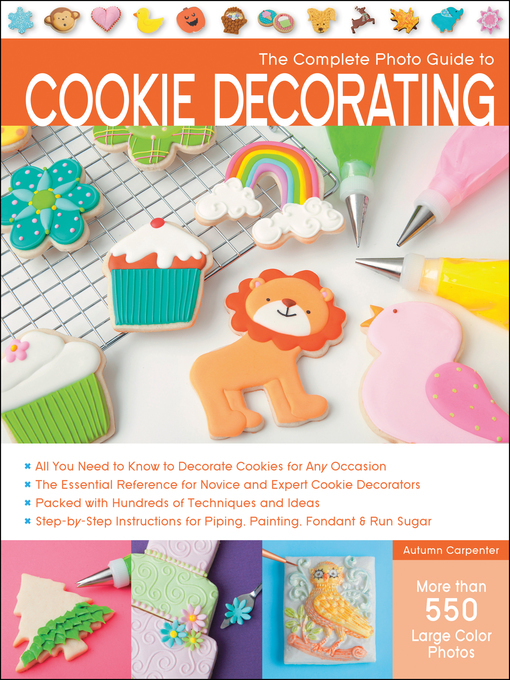 The Complete Photo Guide to Cookie Decorating (eBook)